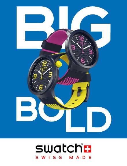 big bold swatch