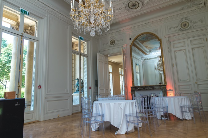 Hôtel Salomon de Rothschild 1