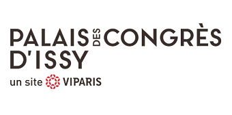 Logo of Palais des Congrès d'Issy convention and exhibition centre