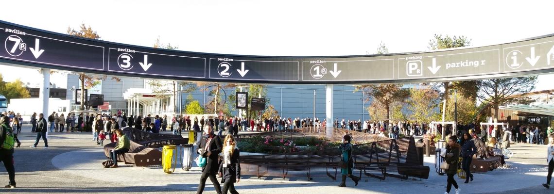 Picture of Paris Expo Porte de Versailles convention and exhibition centre - Pavillon 6