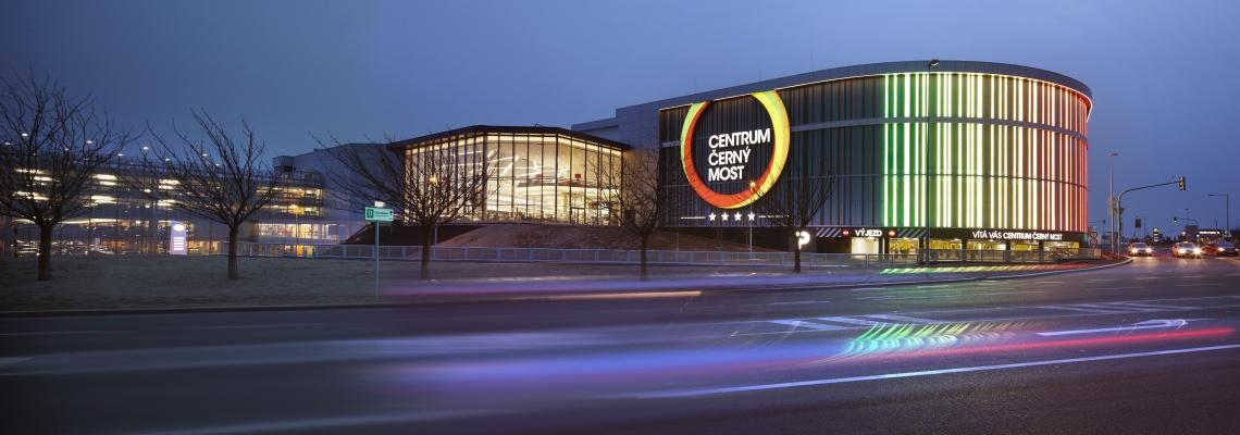 Picture of Centrum Cerny Most's facade