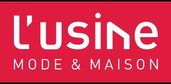 Logo of L'Usine Mode et Maison