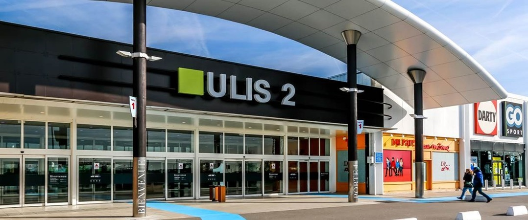 picture of les ulis 2's main entrance