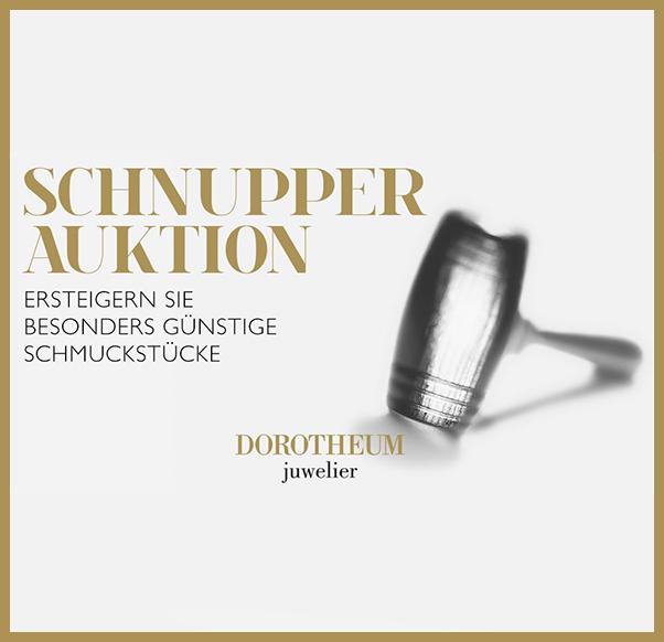 Dorotheum Juwelier: Schnupperauktion