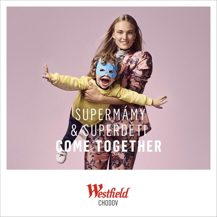 Come Together! Oslavujte uvedení značky Westfield i v České republice!