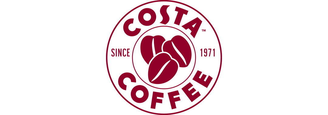 COSTA COFFEE střecha