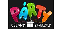 Party Oslavy Karnevaly