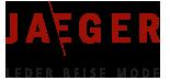 Jaeger - Leder, Reise, Mode