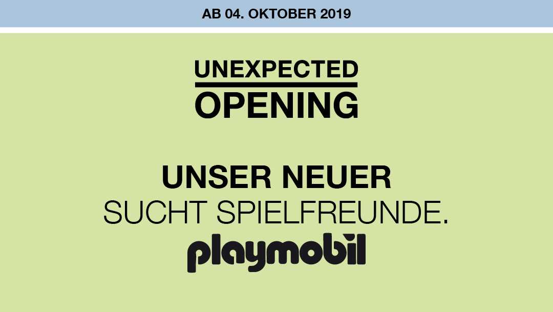 Playmobil eröffnet