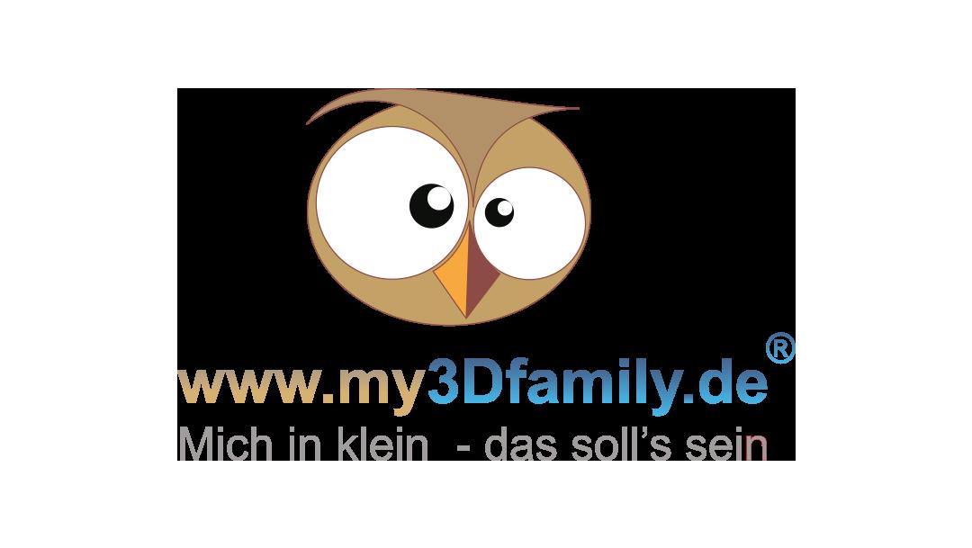 My 3D Family