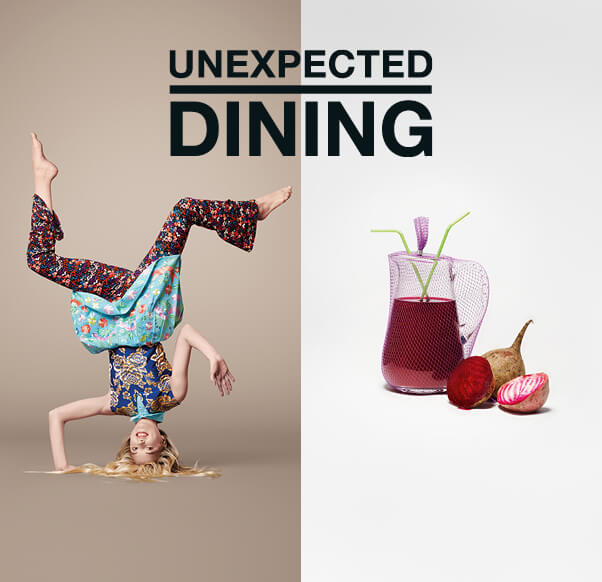 Unexpected Dining