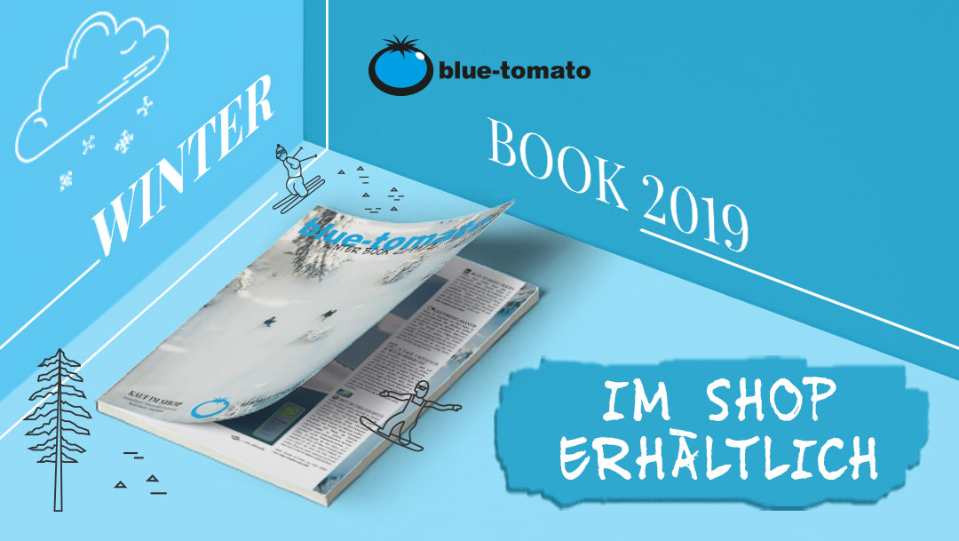Das Blue Tomato Winter Book 2019/20 ist da!