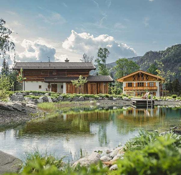 Urlaub im wunderschönen Chiemgau
