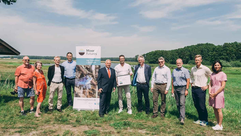 Die Engbers GmbH & Co. KG ist seit einem Jahr 100% klimaneutral!