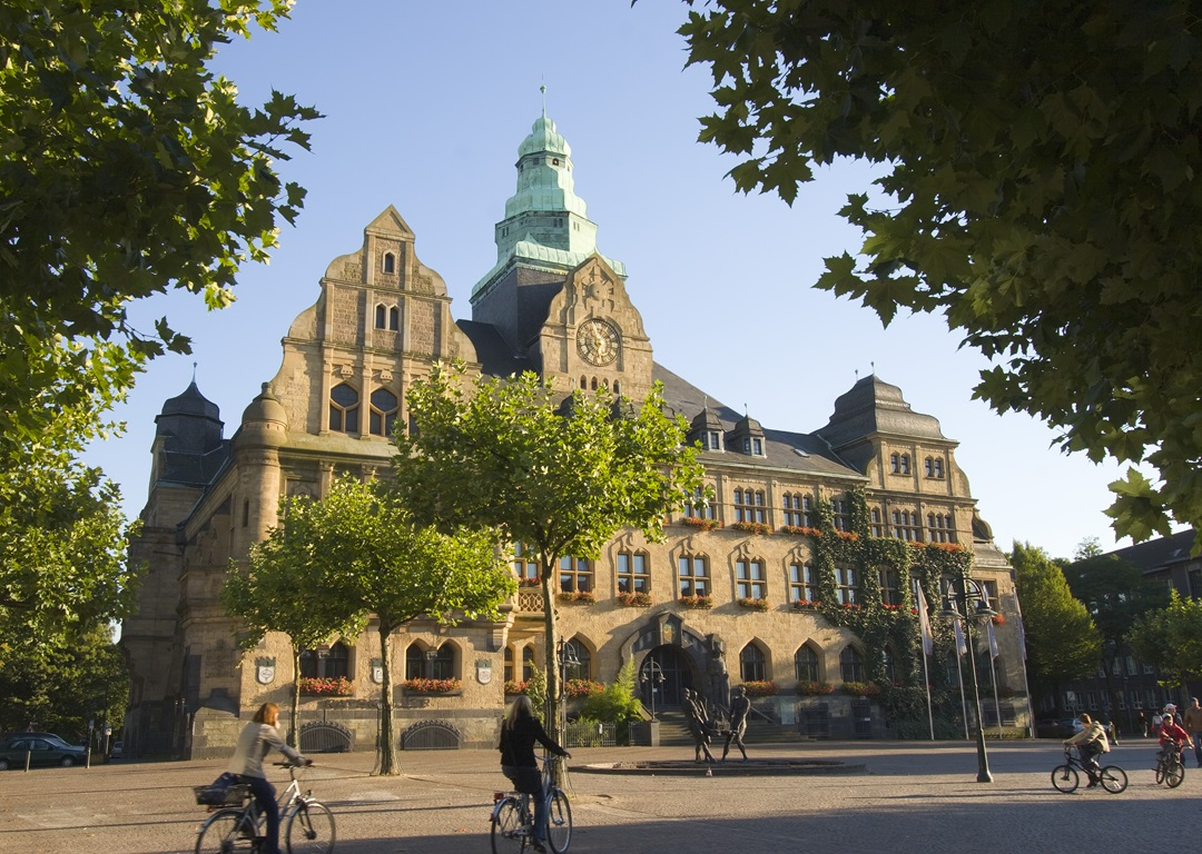 4 Rathaus