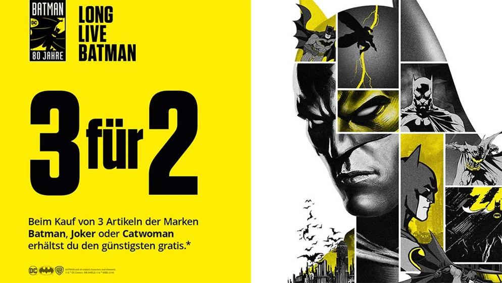 Batman Weeks bei Elbenwald
