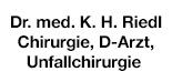 Dr. med K. H. Riedl - Chirurgie