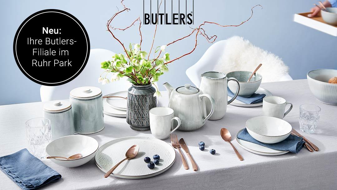 Butlers Neueröffnung