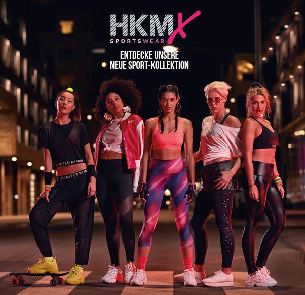 HKMX Neue Sportkollektion