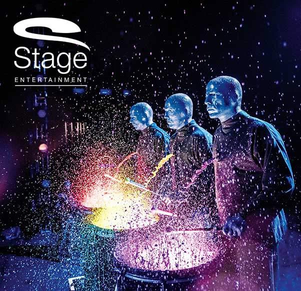 20% Rabatt auf Vorstellungen der Stage Entertainment Group