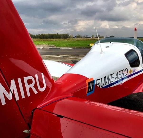 Hoch hinaus mit der Flugschule RUWE AERO