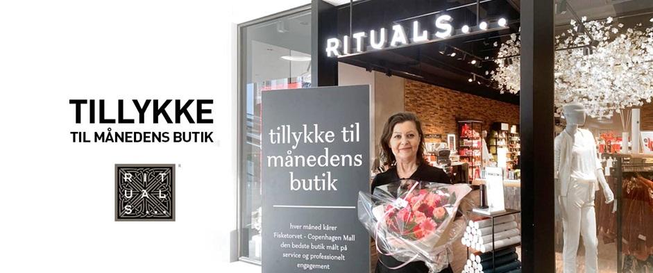 Rituals månedens butik