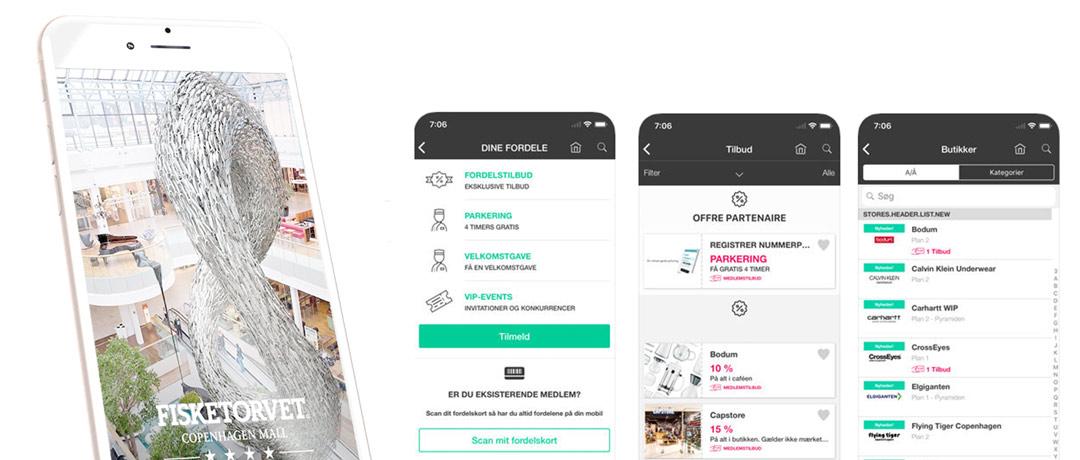 apps til Fisketorvet