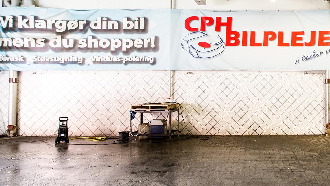 CPH BILPLEJE