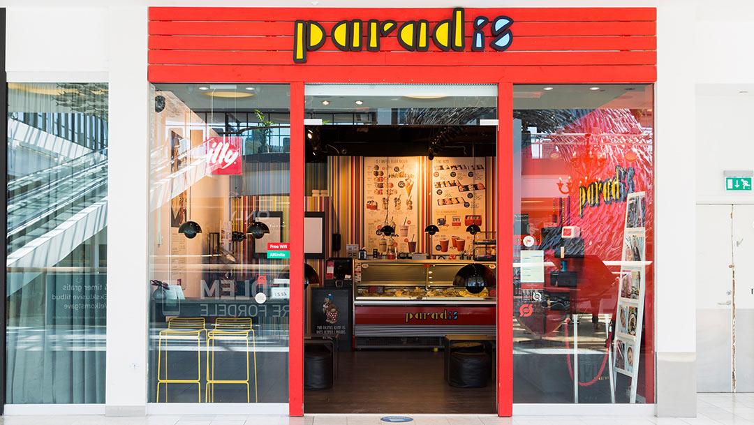 PARADIS IS