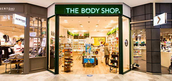 LOYALTY OFFER AT THE BODY SHOP Fisketorvet Copenhagen Mall