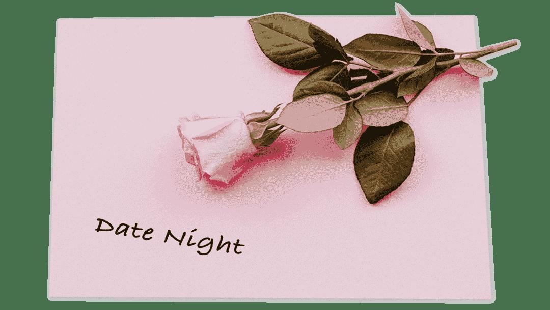 Date Night pink rose
