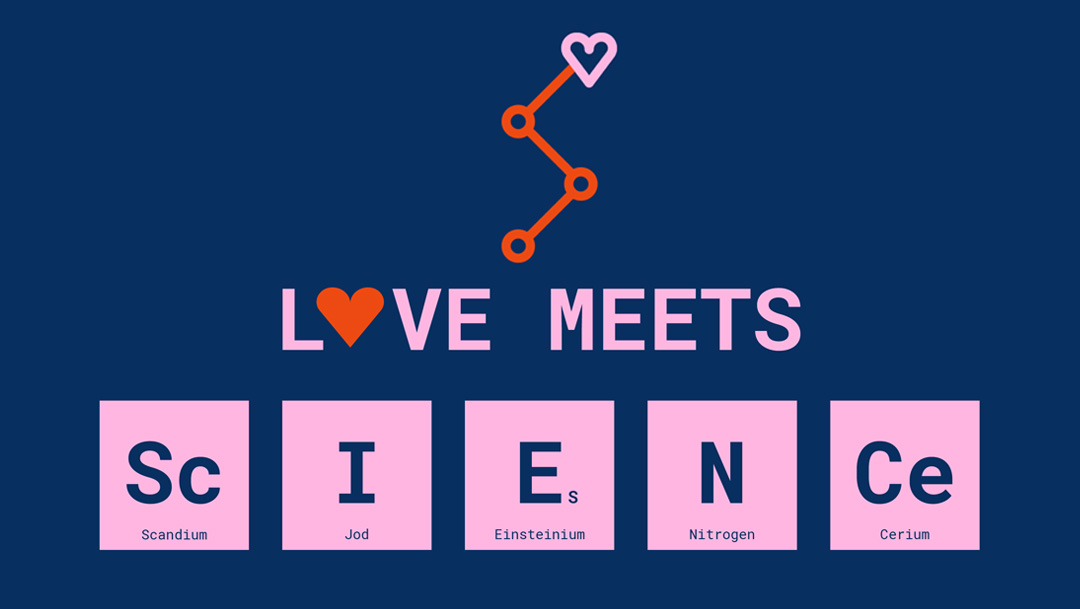 Love Meets Science