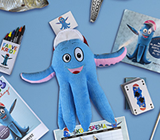 octopus squishy