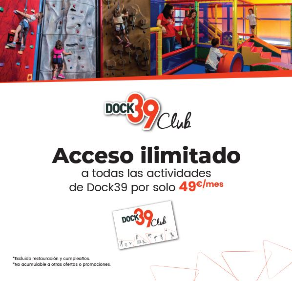 ¡Únete al club Dock39!