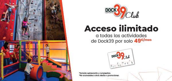 ¡Únete al club Dock39!