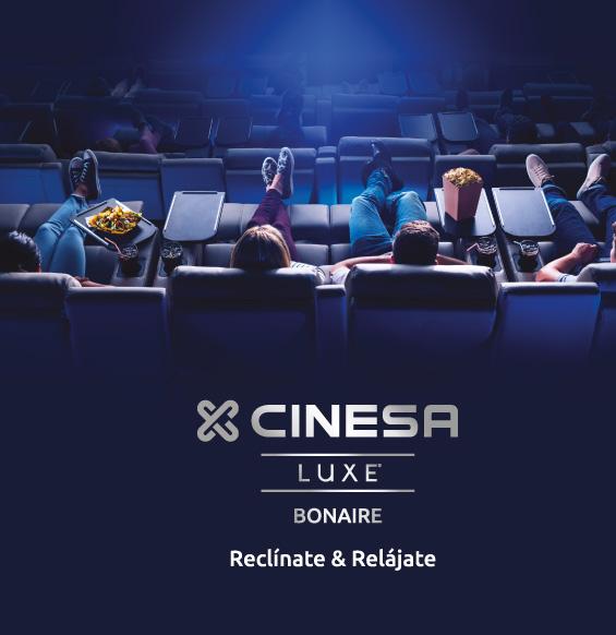 Nuevas salas Cinesa Luxe