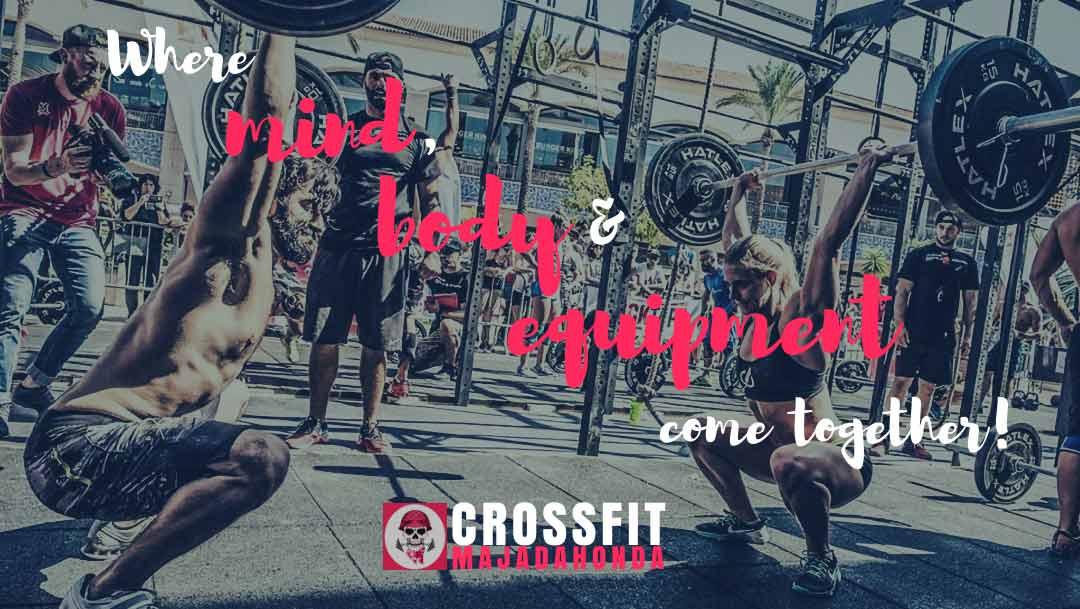 ¡CrossFit Majadahonda te va a sorprender!