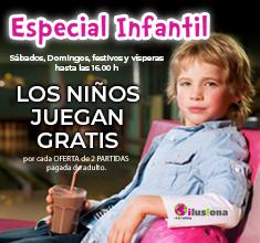 ESPECIAL BOWLING INFANTIL