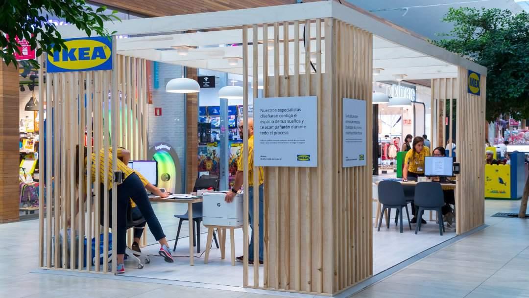 Nueva Apertura IKEA DISEÑA TODA LA INFORMACIÓN