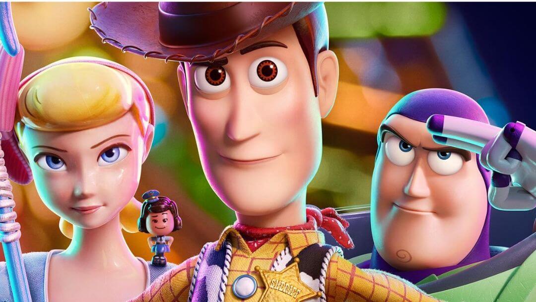 ¡Sorteamos 2 entradas para Toy Story 4!