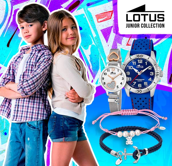 Time Road: Promoción Comunión Lotus Junior