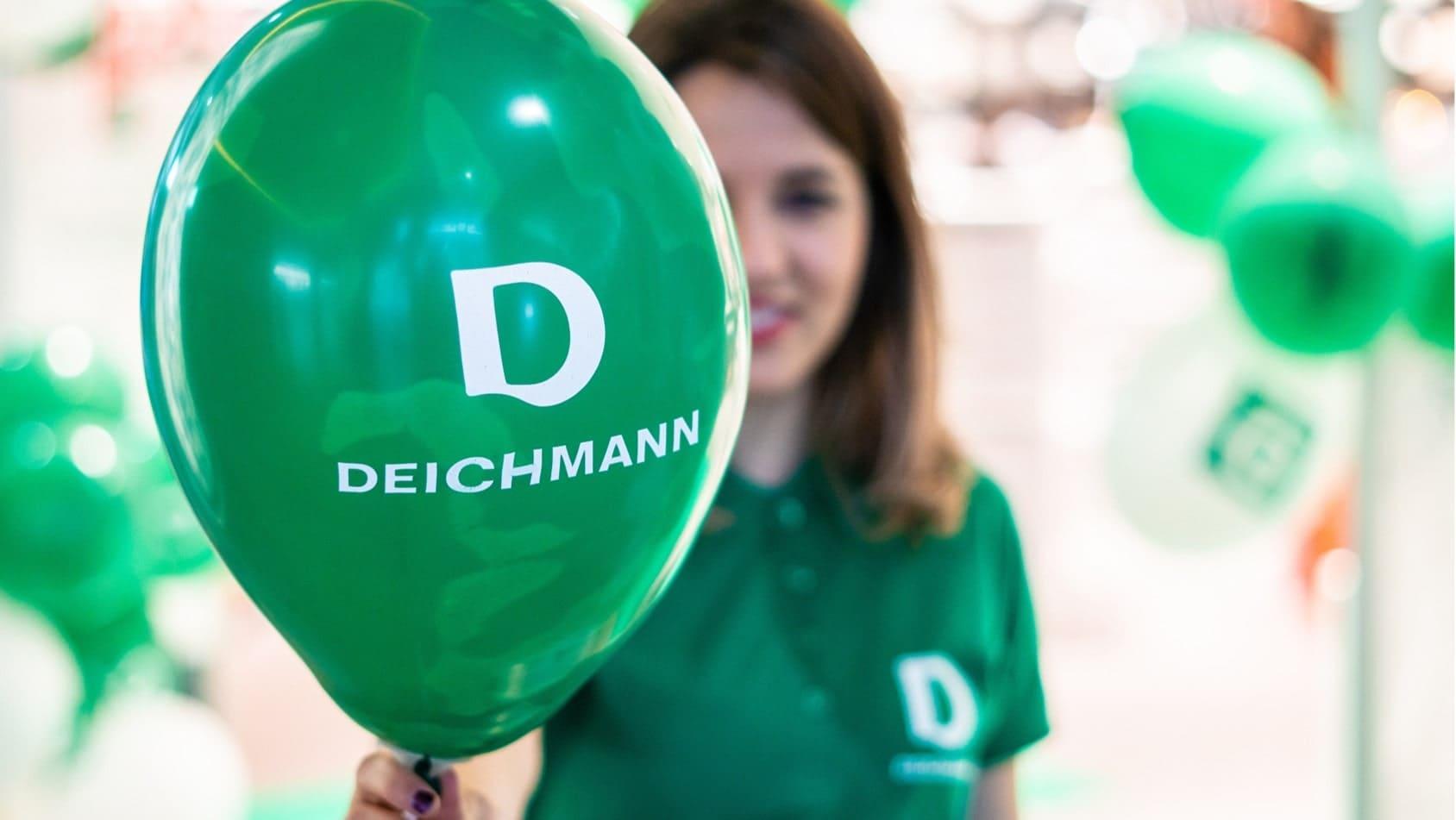 ¡Deichmann vuelve con las pilas cargadas!