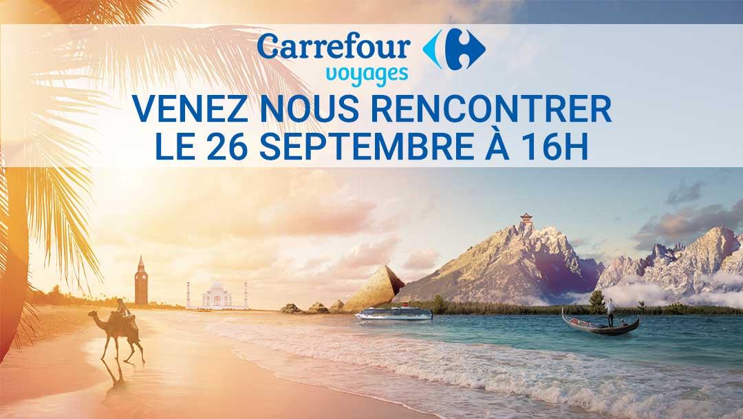 Découvrez les offres Anniversaire Carrefour