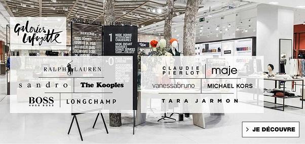 Des LafayetteCarré Boutique Votre Sénart Nouveautés Dans Galeries 67fgby