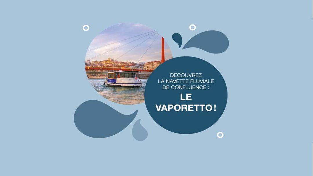 Découvrez notre navette fluviale : le Vaporetto !
