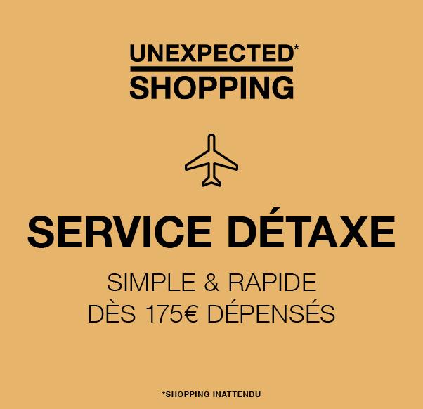 SERVICE DETAXE