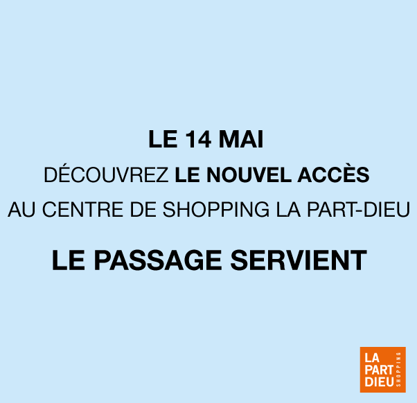 OPENING THE PASSAGE SERVIENT