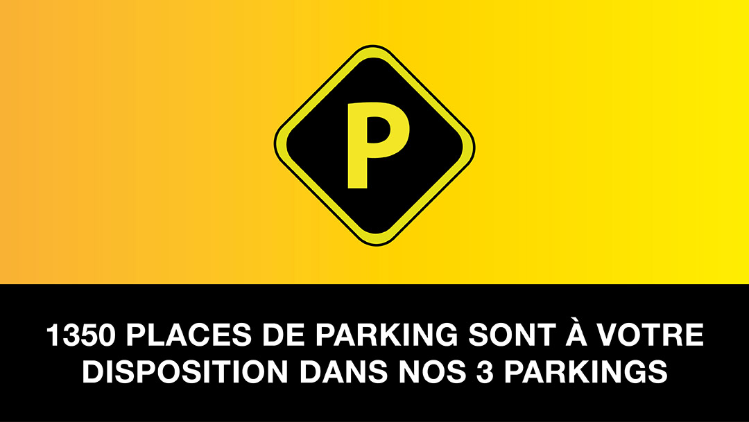 Parkings du centre La Part-Dieu