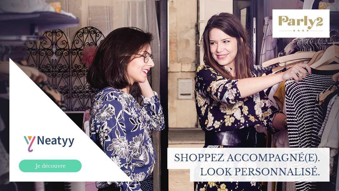 Choisissez votre personal shopper idéal