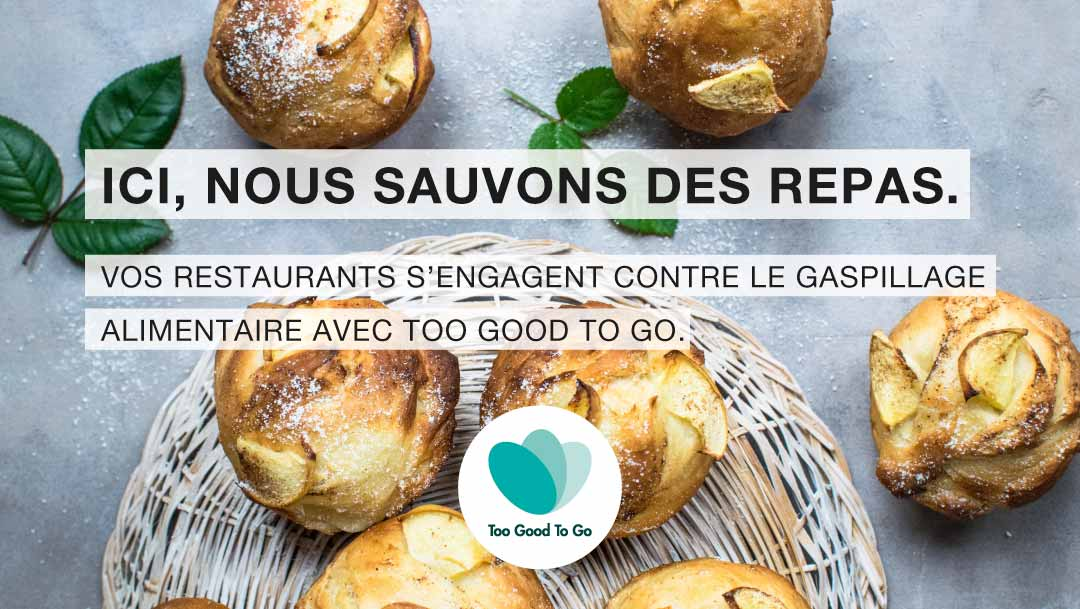 Westfield Parly 2 s'engage contre le gaspillage alimentaire